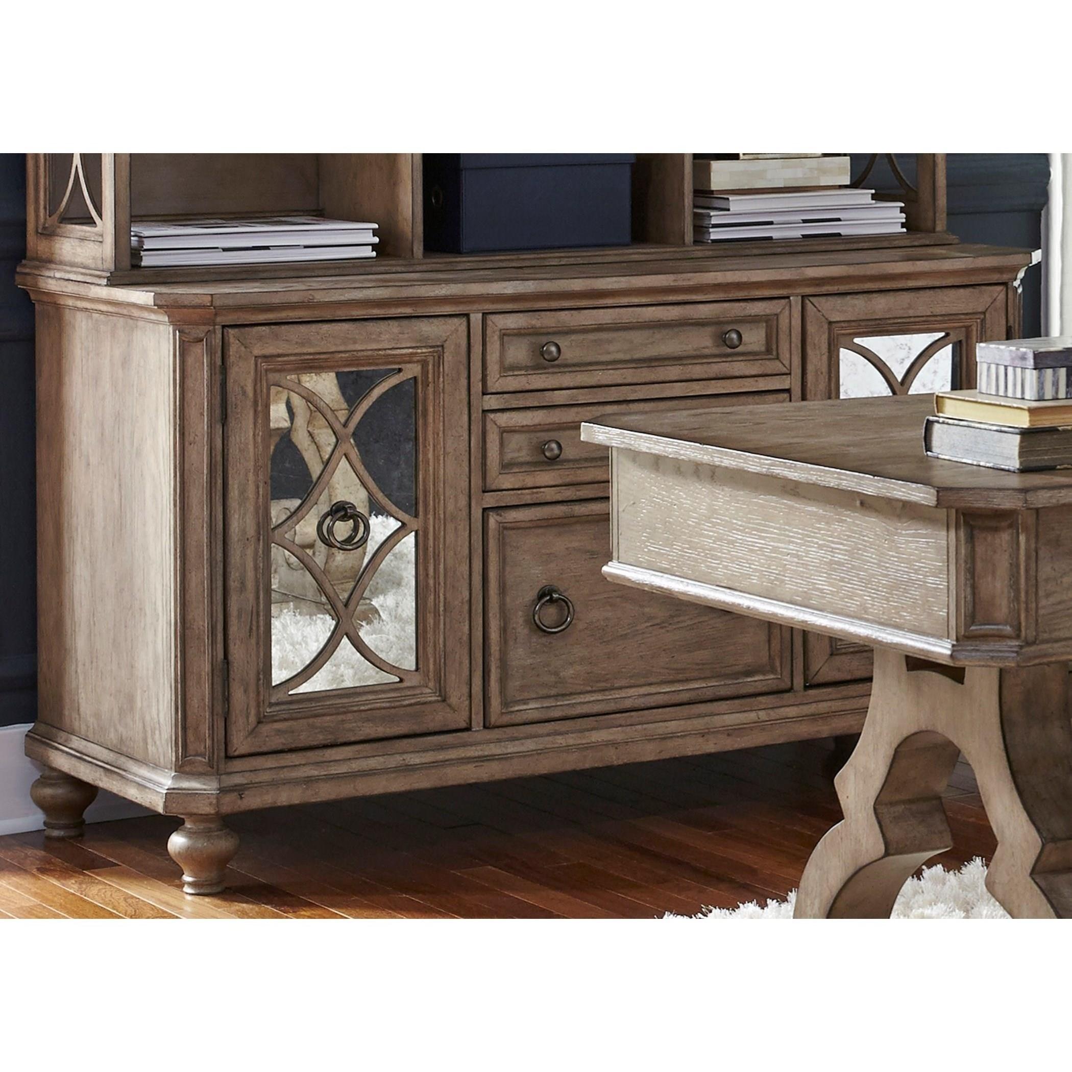 Liberty Furniture Simply ElegantCredenza ...