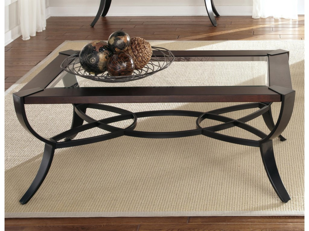 Liberty Furniture SkylightsCocktail Table