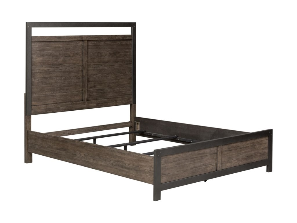 Liberty Furniture Sonoma RoadKing Panel Bed
