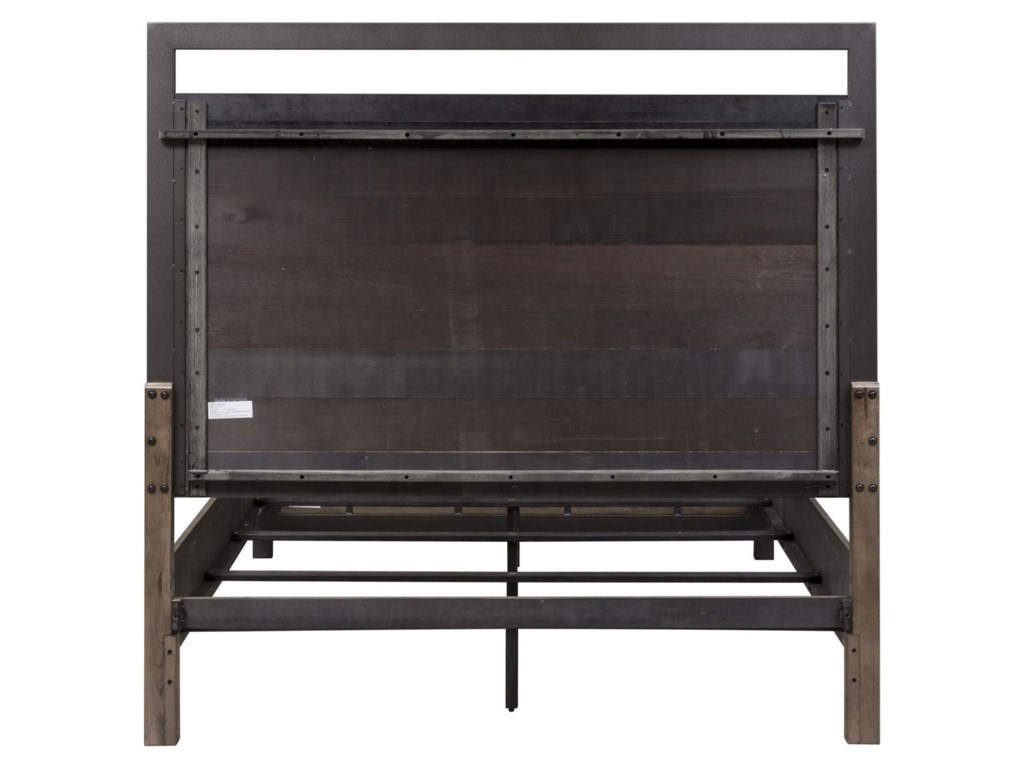 Liberty Furniture Sonoma RoadQueen Panel Bed