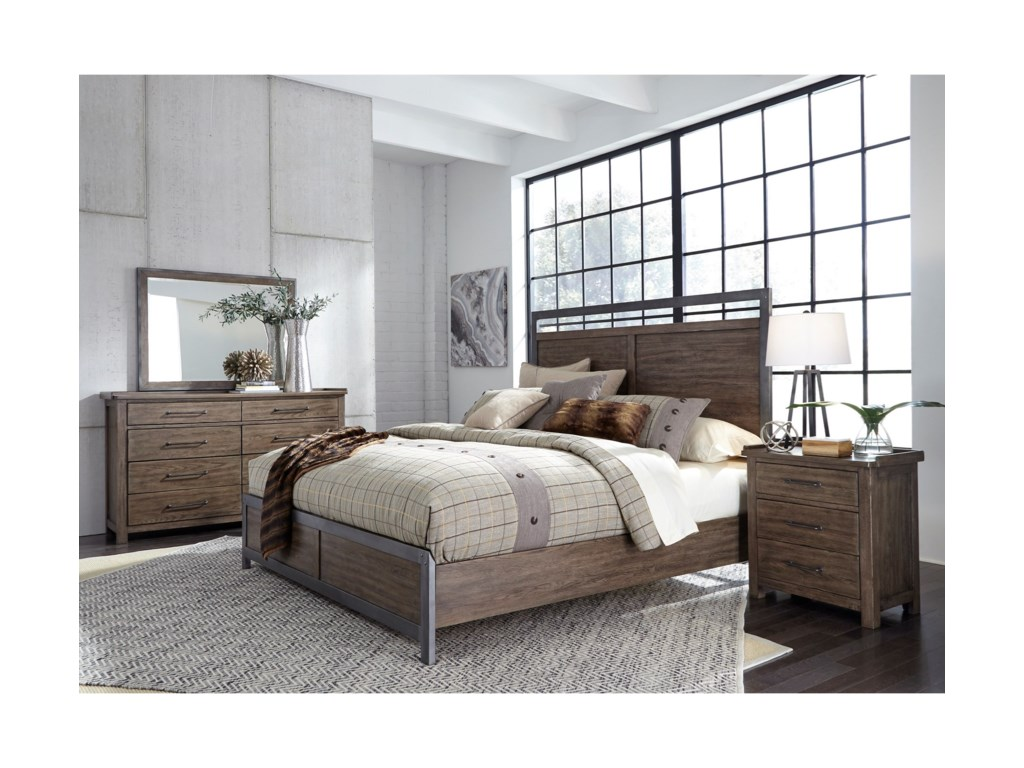 Liberty Furniture Sonoma RoadKing Bedroom Group