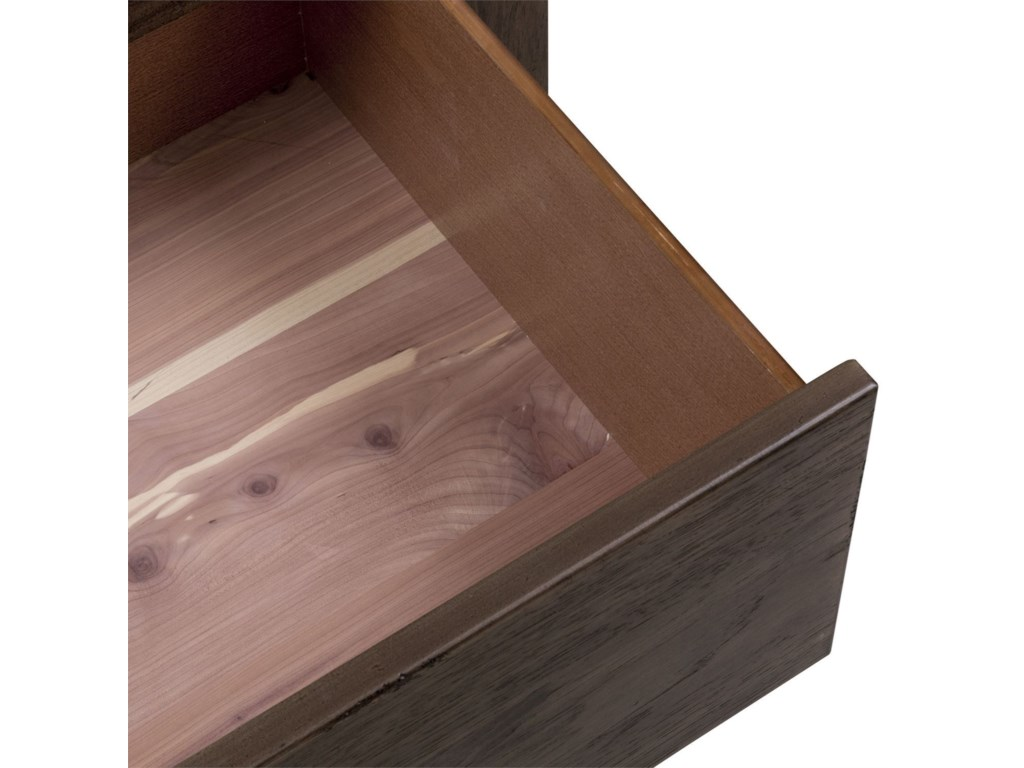 Liberty Furniture Sonoma Road8 Drawer Dresser
