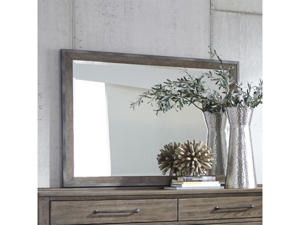 Liberty Furniture Sonoma RoadLandscape Mirror
