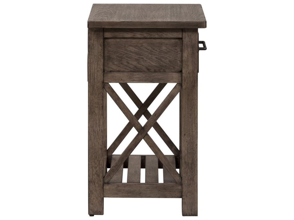 Liberty Furniture Sonoma Road1 Drawer Night Stand