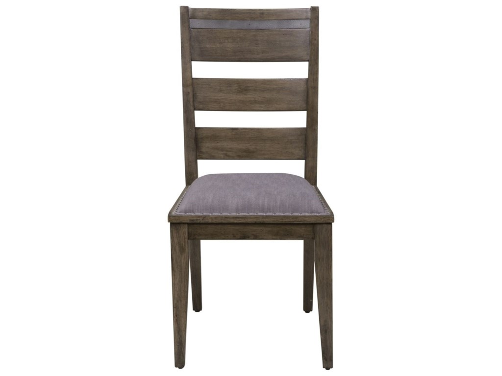 Liberty Furniture Sonoma RoadLadder Back Side Chair