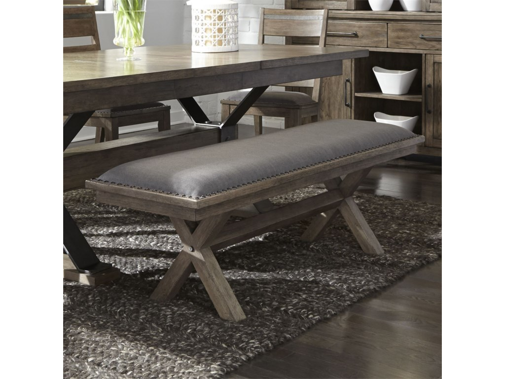 Liberty Furniture Sonoma RoadDining Bench