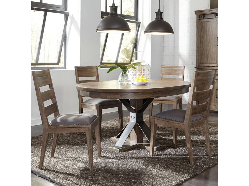 Liberty Furniture Sonoma Road5 Piece Table and Chair Set