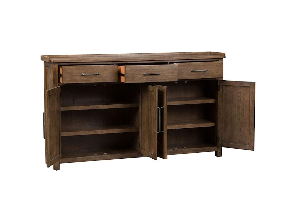Liberty Furniture Sonoma RoadHall Buffet