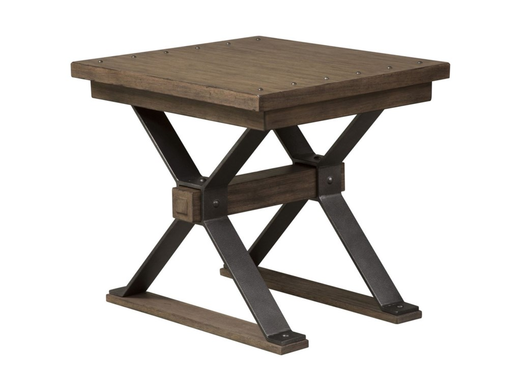 Liberty Furniture Sonoma RoadChair Side Table