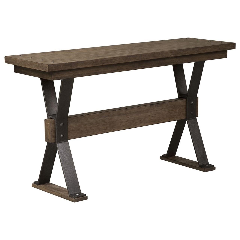 Liberty Furniture Sonoma RoadSofa Table ...