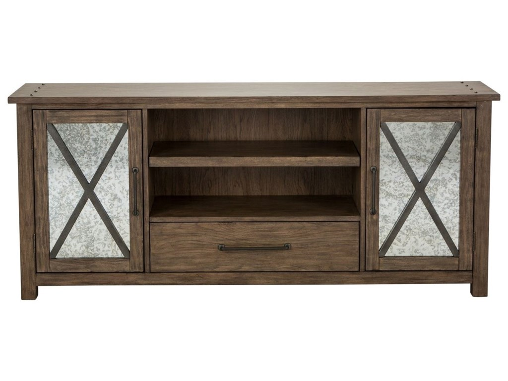 Liberty Furniture Sonoma RoadEntertainment TV Stand