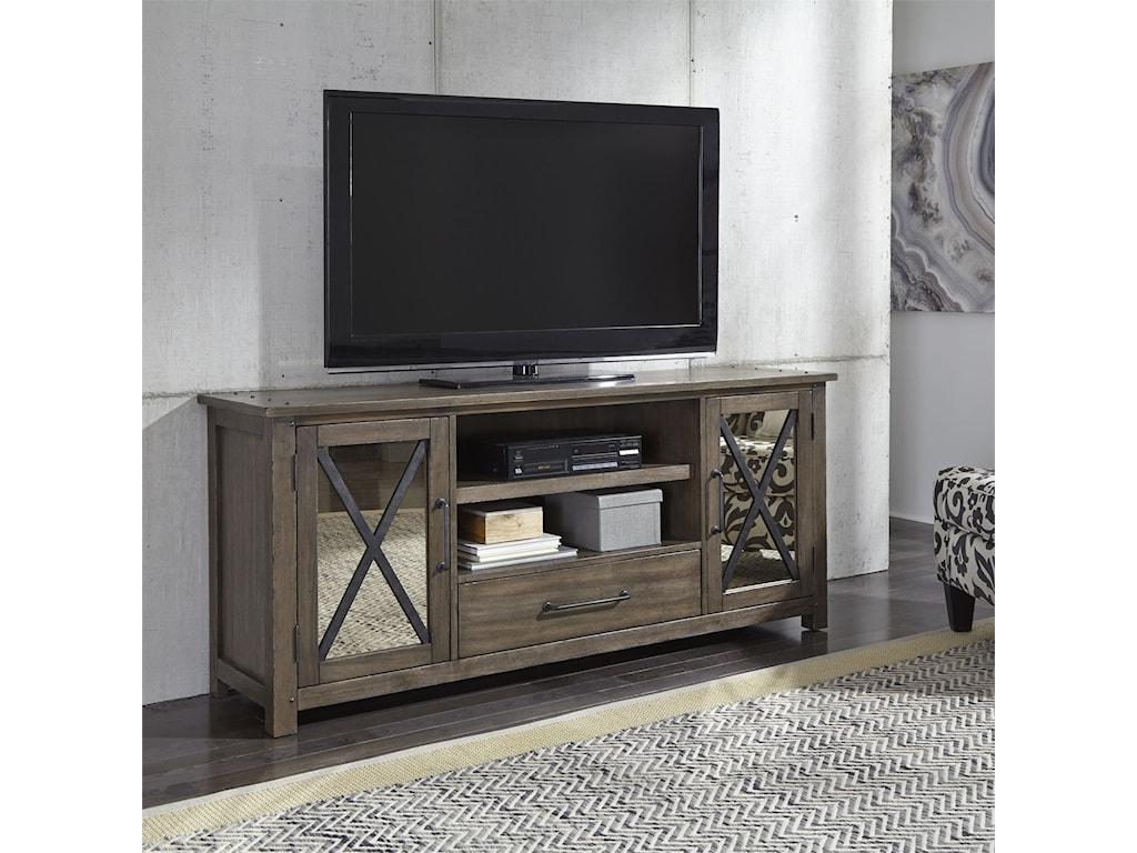 Liberty Furniture Sonoma RoadEntertainment TV Stand