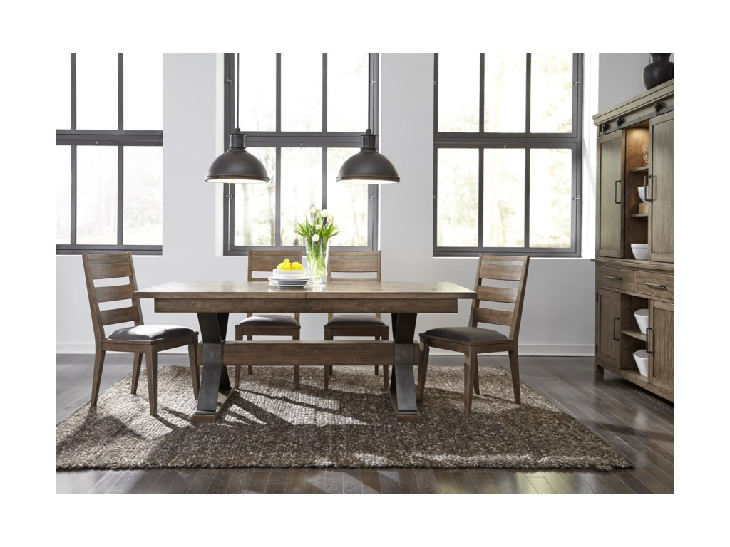 Liberty Furniture Sonoma RoadFormal Dining Room Group