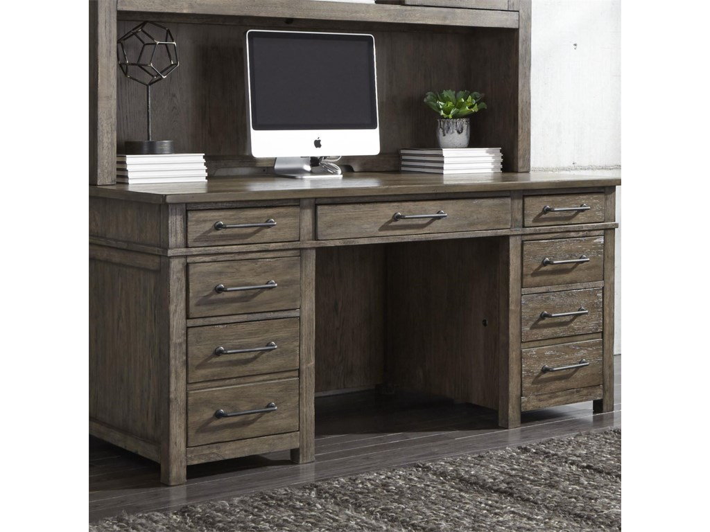 Liberty Furniture Sonoma RoadExecutive Desk