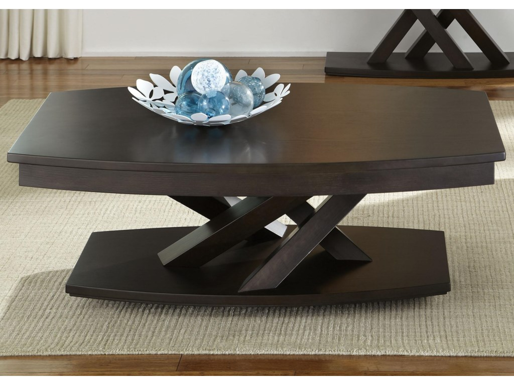 Liberty Furniture SouthparkCocktail Table