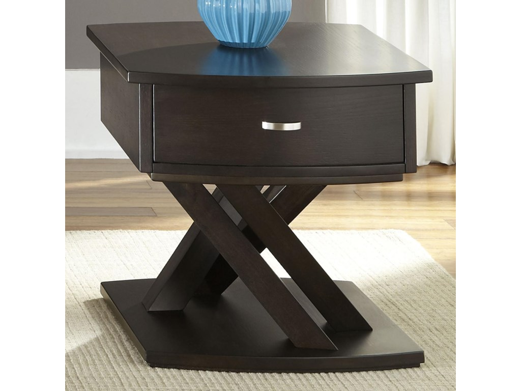 Liberty Furniture SouthparkEnd Table