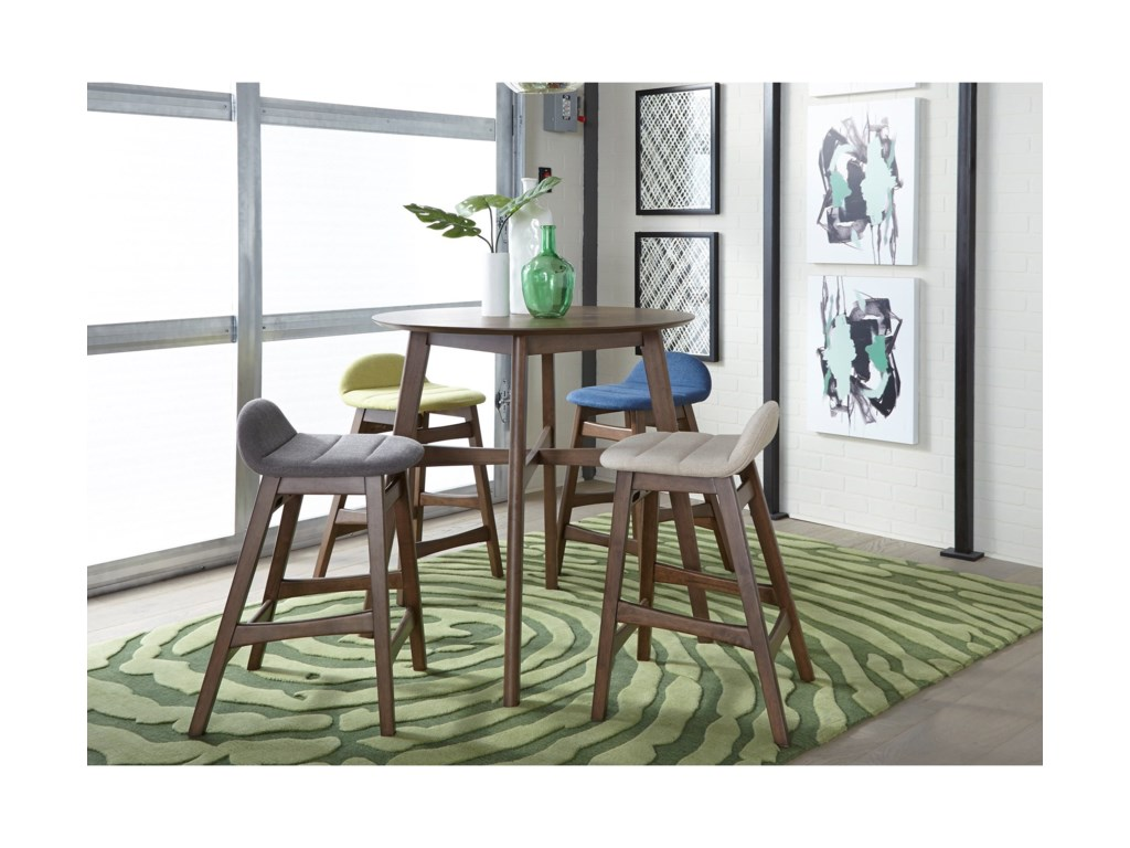 Liberty Furniture Space Savers5-Piece Gathering Table Set