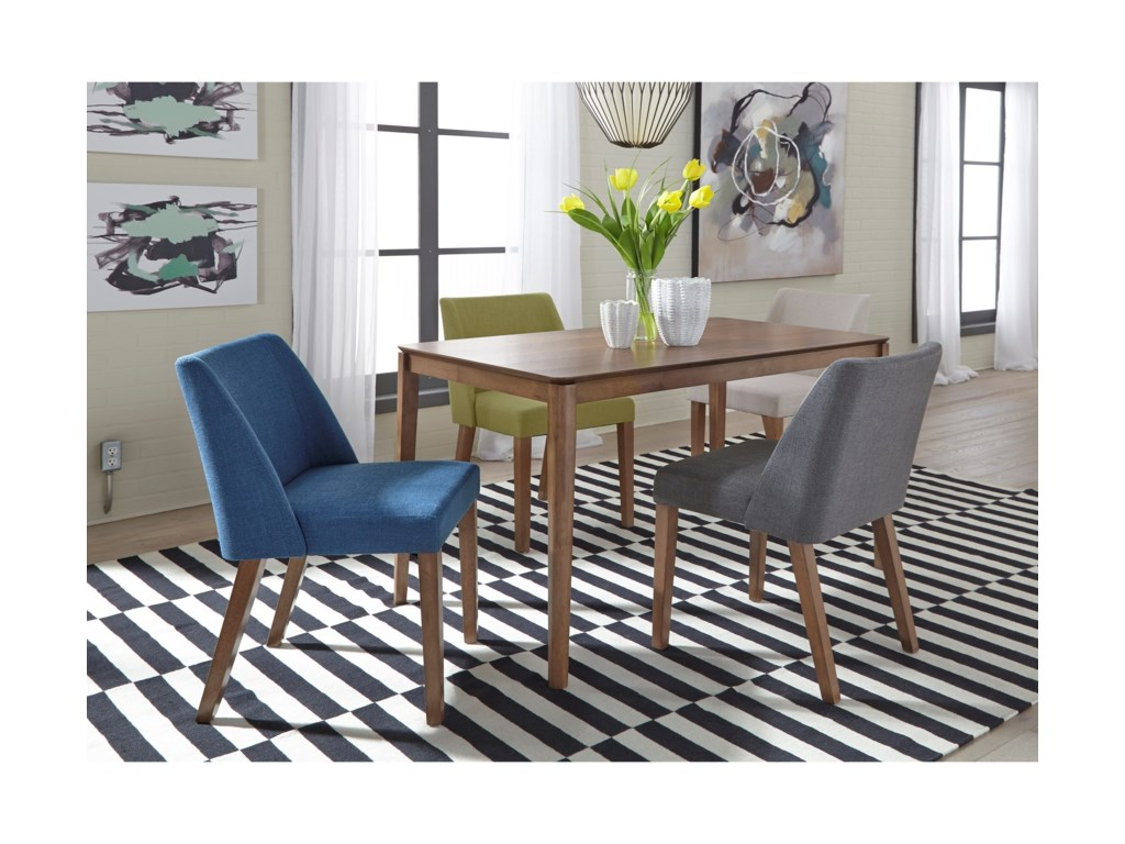 Liberty Furniture Space Savers5 Piece Rectangular Table Set