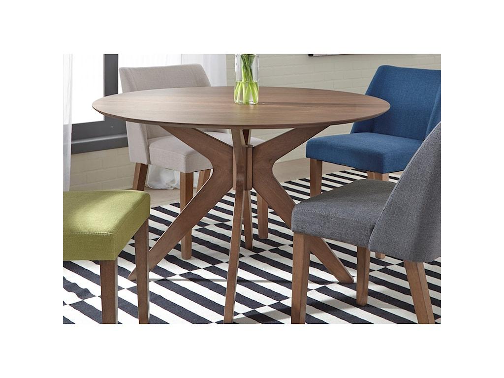 Liberty Furniture Space SaversRound Pedestal Table