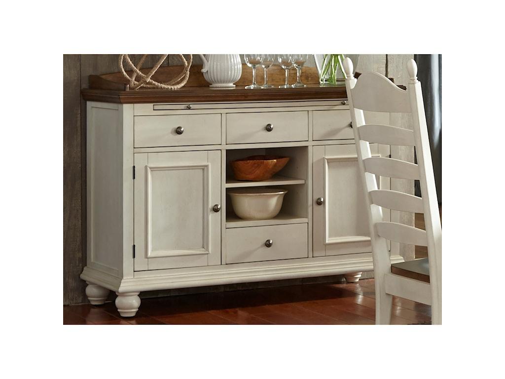 Liberty Furniture Springfield Dining4 Drawer Sideboard