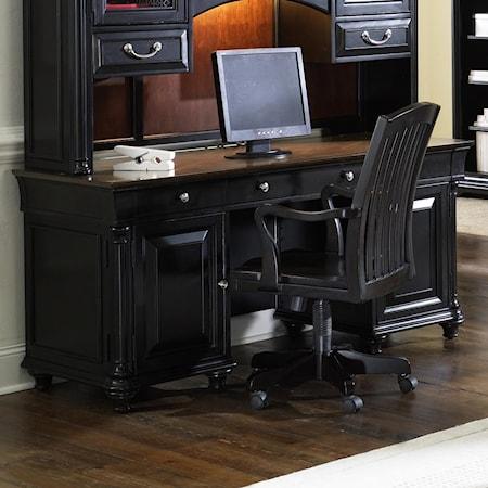 Jr Executive Credenza Desk