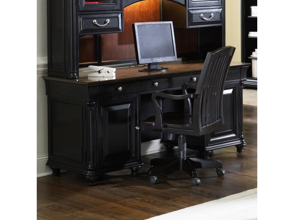 Liberty Furniture St. IvesJr Executive Credenza Desk