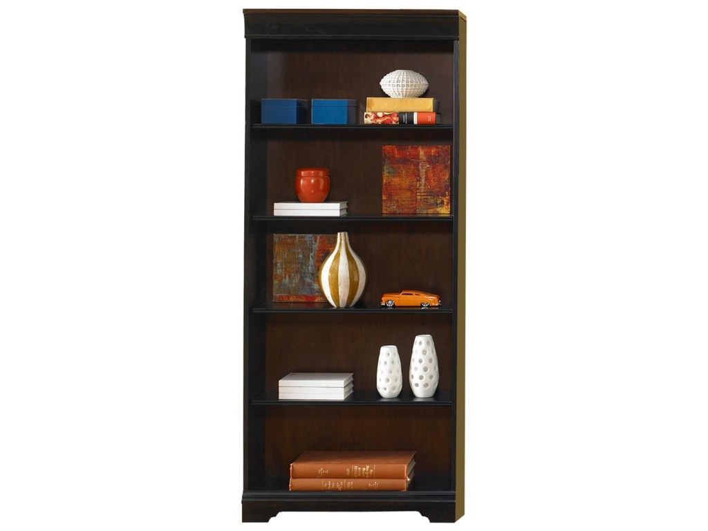Liberty Furniture St. Ives72-Inch Executive Open Bookcase