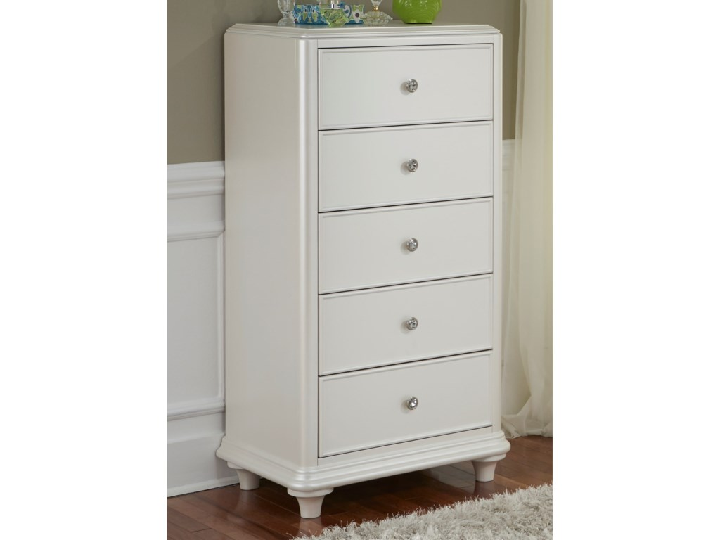 Liberty Furniture Stardust5 Drawer Lingerie Chest