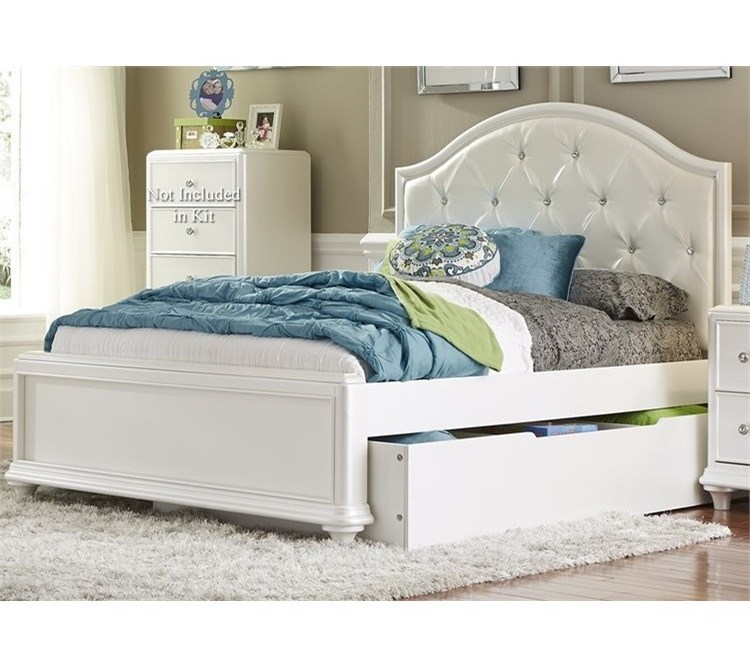 Liberty Furniture StardustFull Trundle Bed