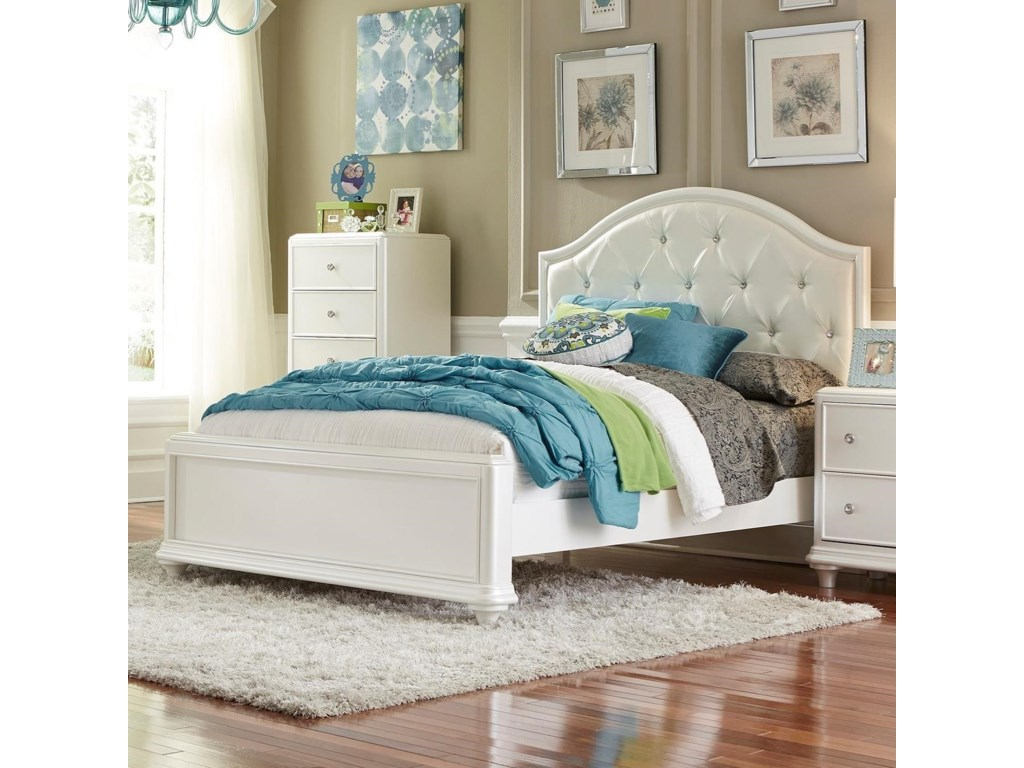Liberty Furniture StardustTwin Panel Bed