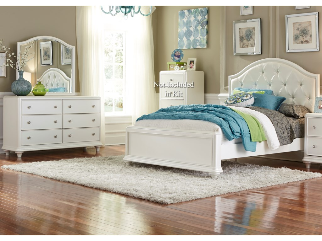 Liberty Furniture StardustBedroom Group