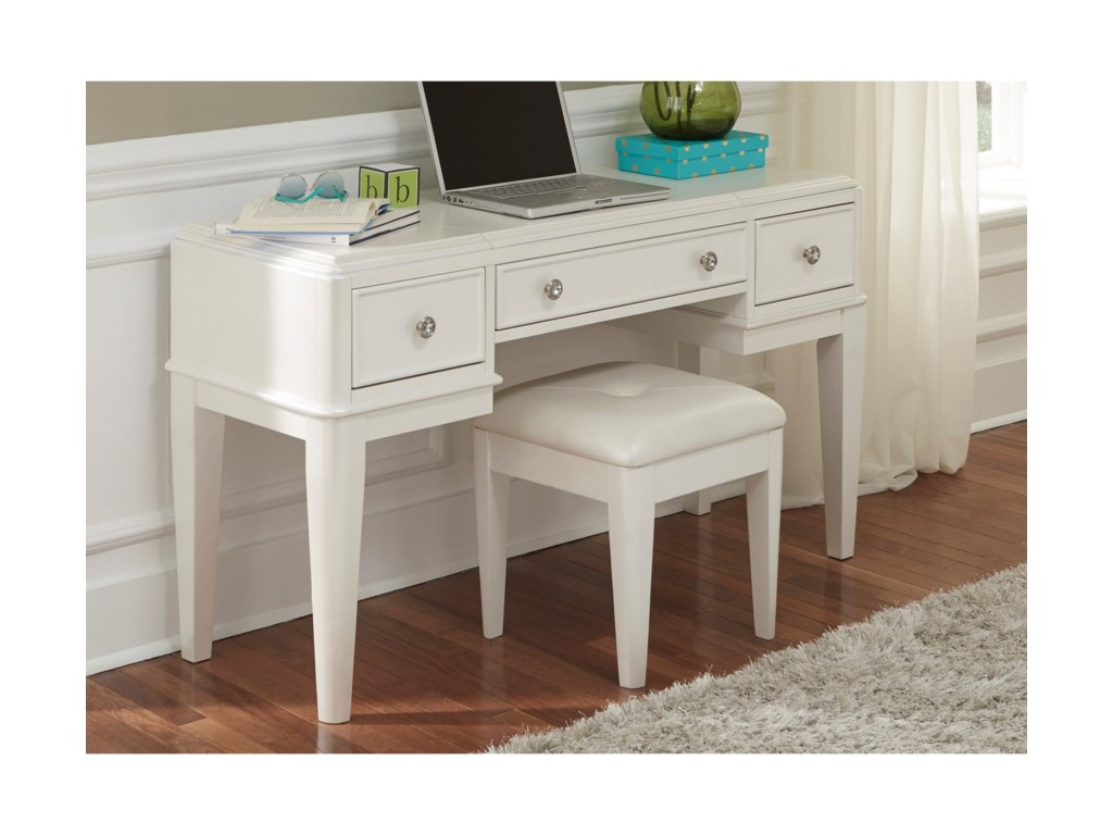 Liberty Furniture StardustVanity and Bench