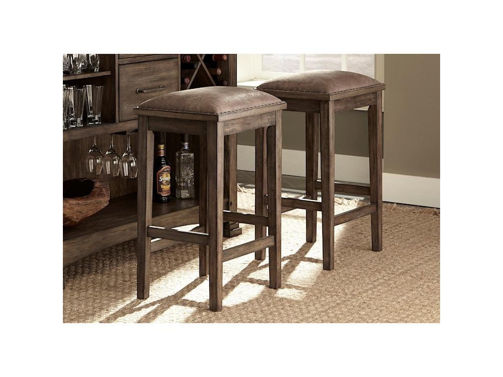 Liberty Furniture Stone BrookBackless 30