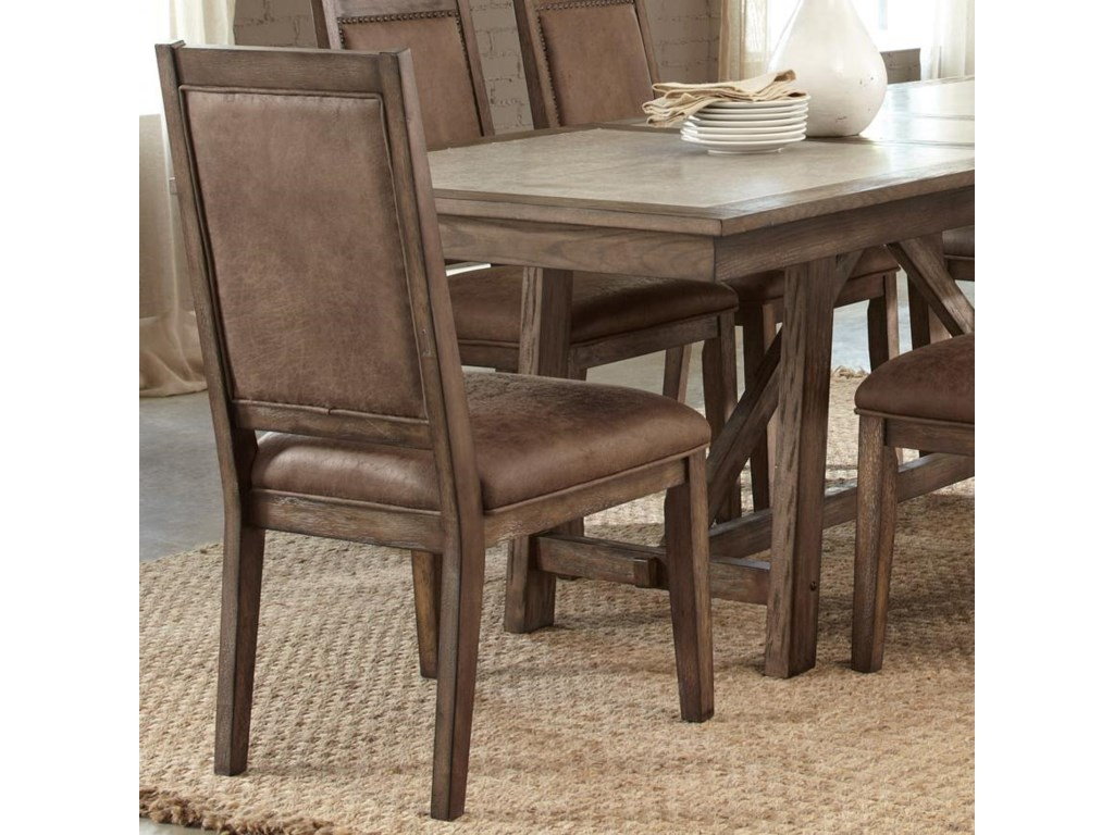 Liberty Furniture Stone BrookUpholstered Side Chair