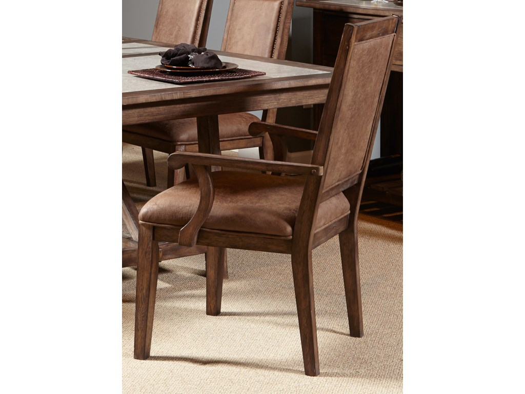 Liberty Furniture Stone BrookUpholstered Arm Chair