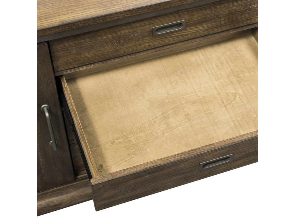 Liberty Furniture 466-HOJComputer Credenza