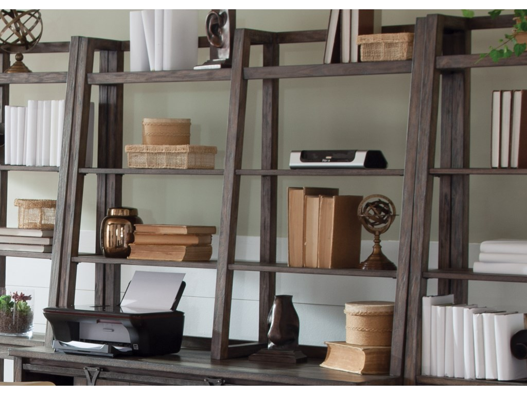 Liberty Furniture Stone BrookCredenza Hutch
