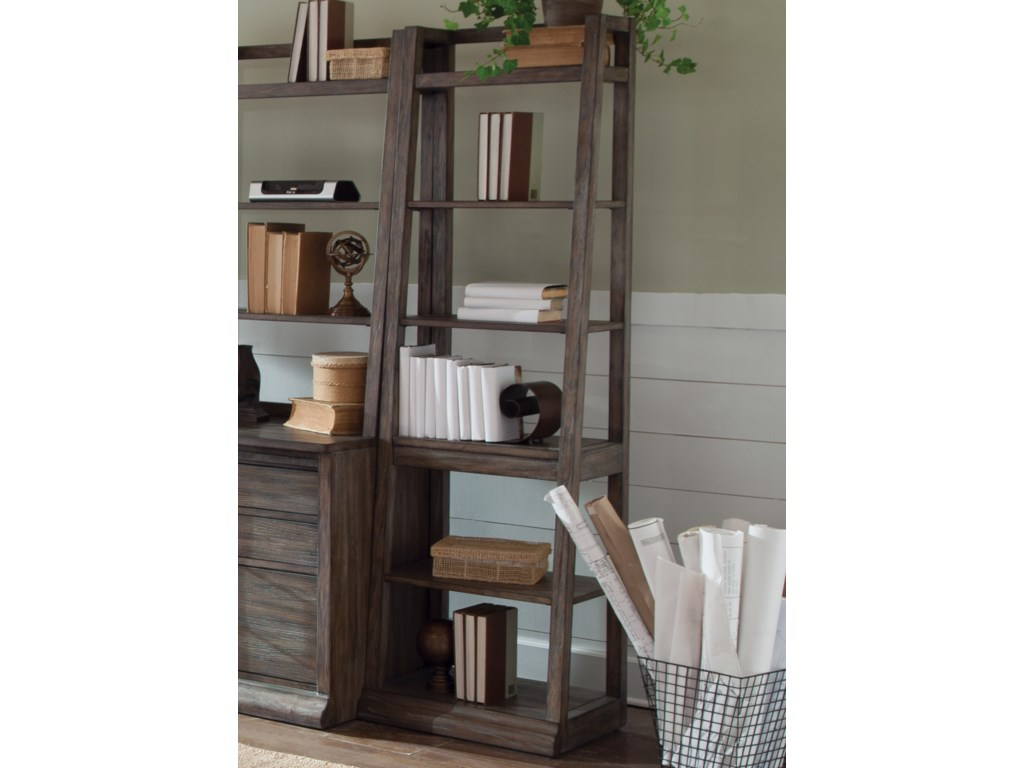 Liberty Furniture Stone BrookLeaning Bookcase