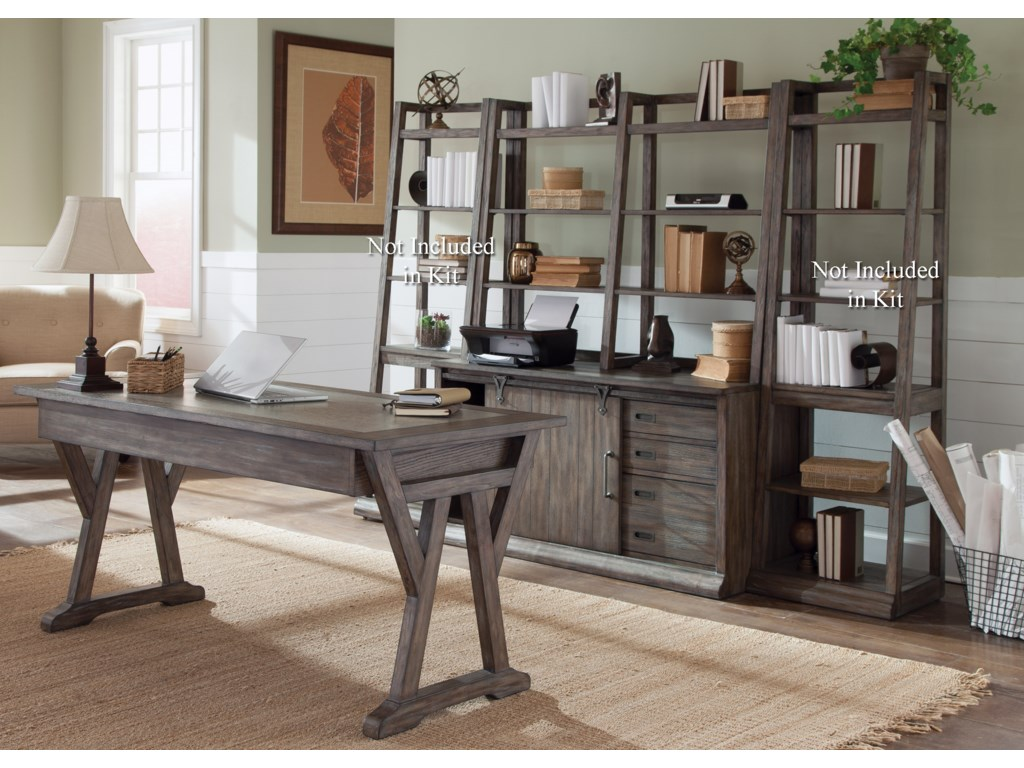 Liberty Furniture Stone BrookComplete Desk