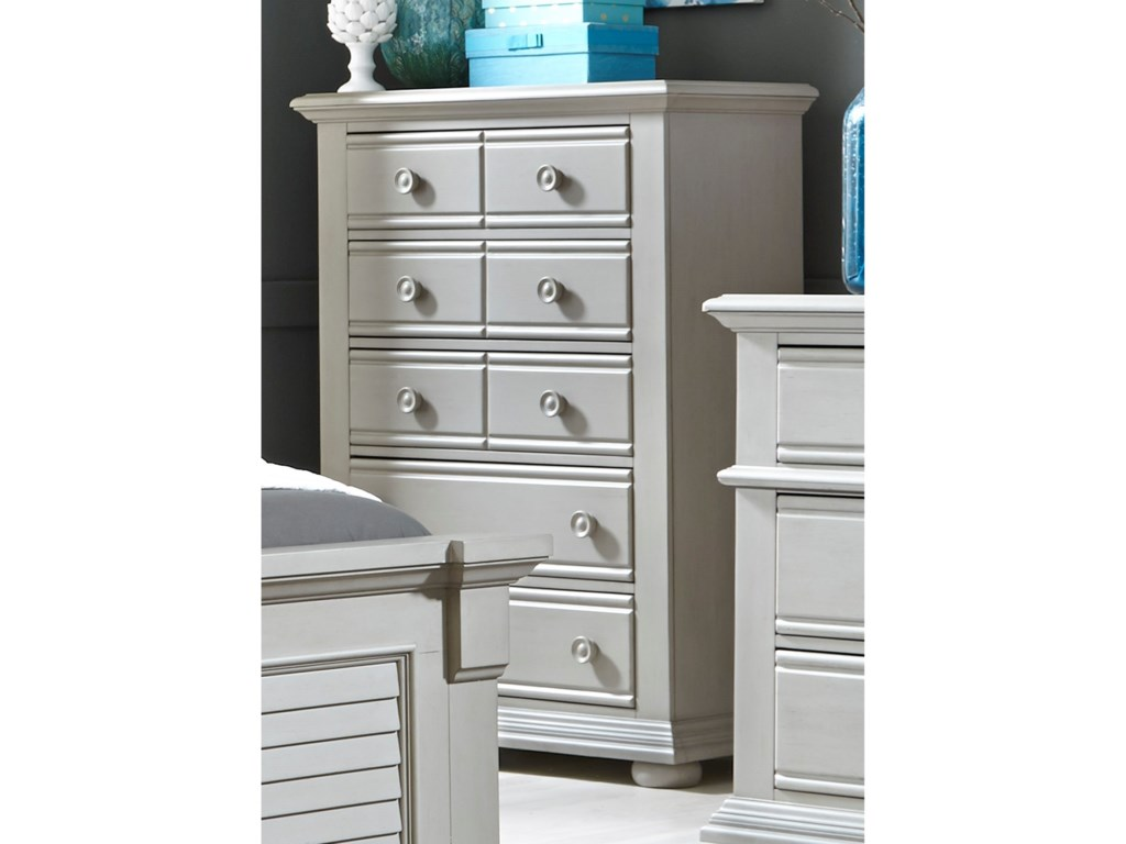 Liberty Furniture Sumer House Youth5 Drawer Chest
