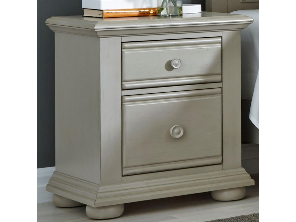 Liberty Furniture Sumer House Youth2 Drawer Night Stand