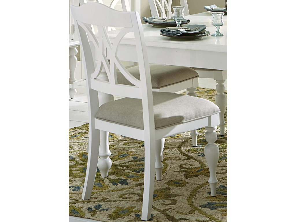 Liberty Furniture Summer House IUpholstered Side Chair