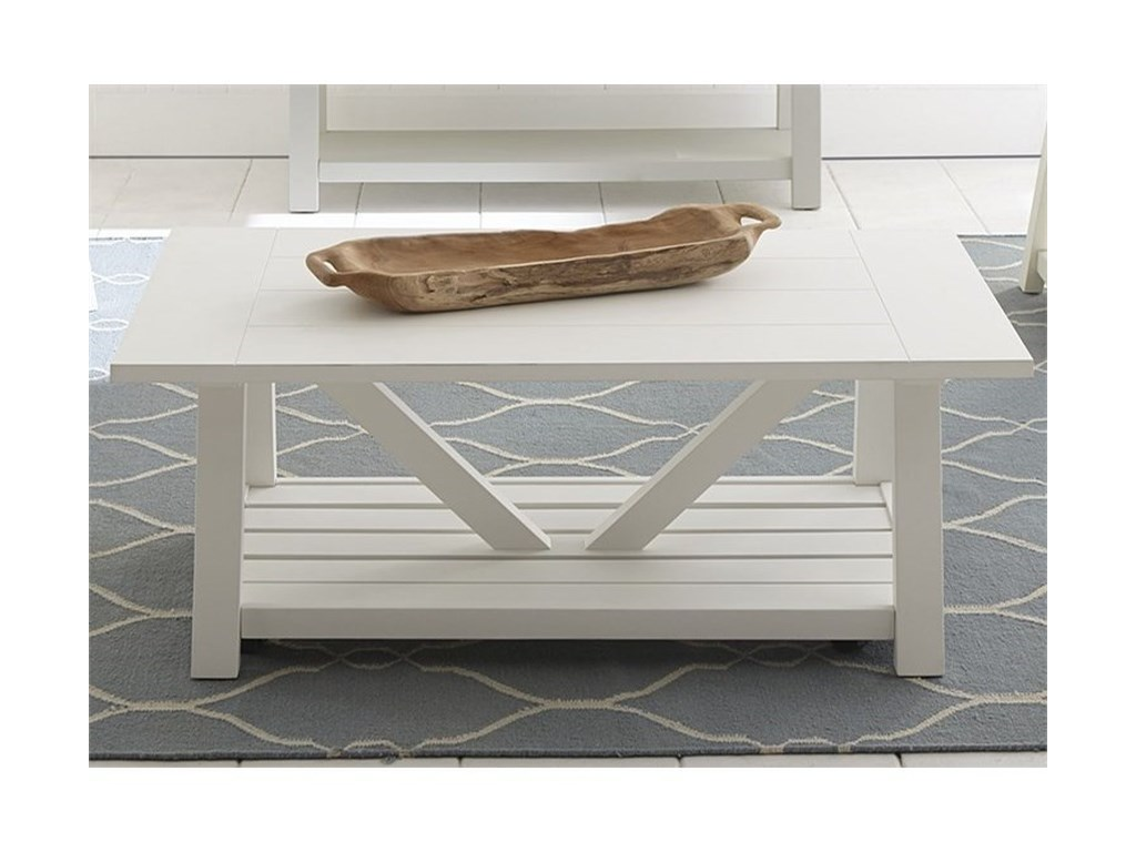 Liberty Furniture Summer House ICocktail Table