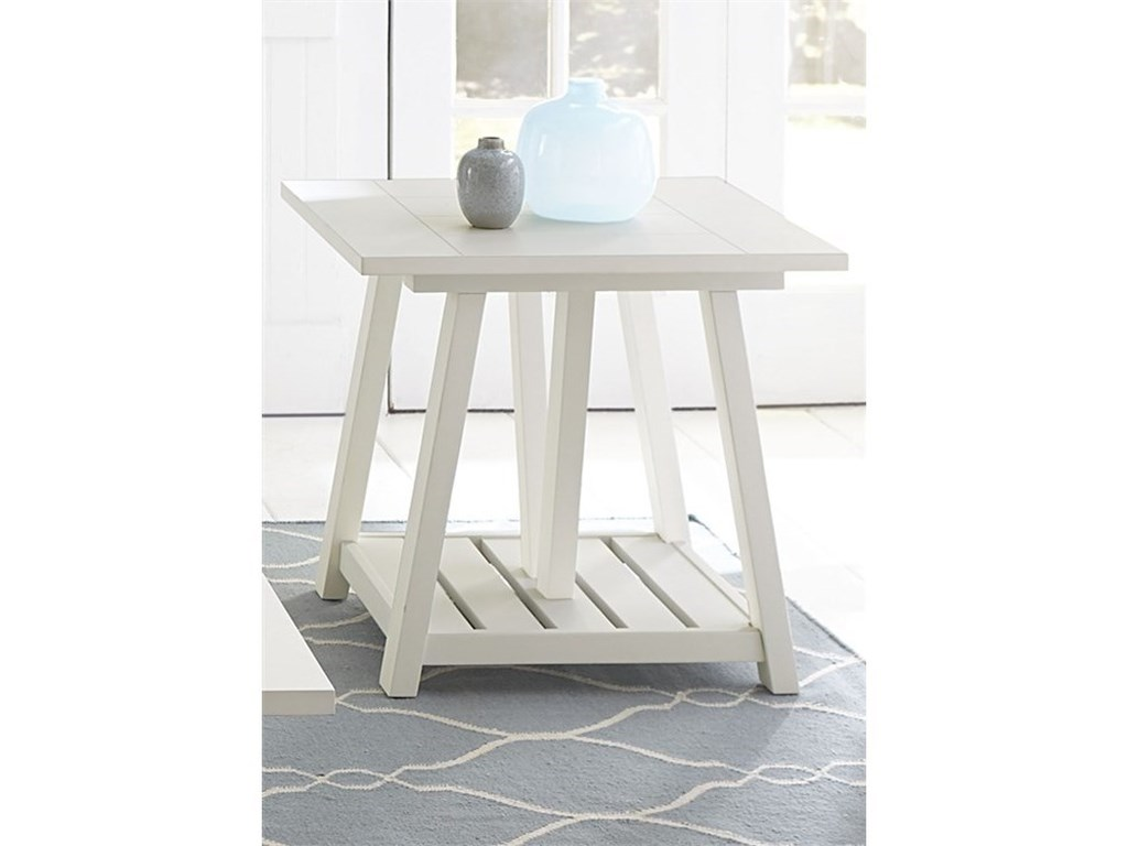 Liberty Furniture Summer House IEnd Table