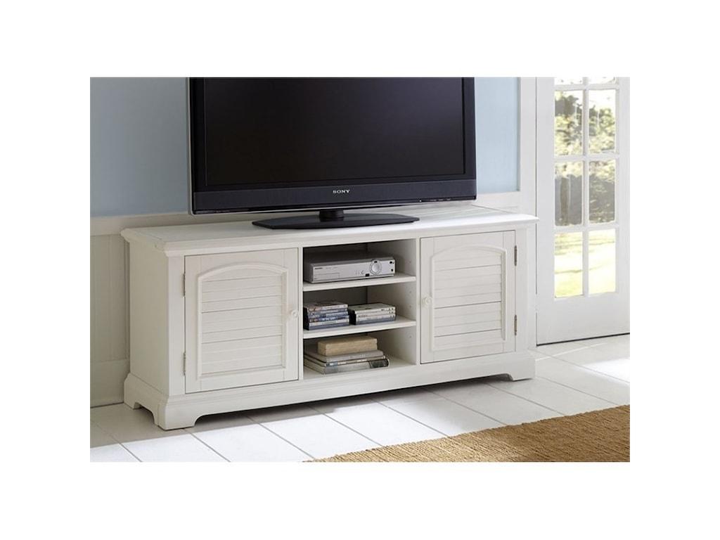 Liberty Furniture Summer HouseEntertainment TV Stand