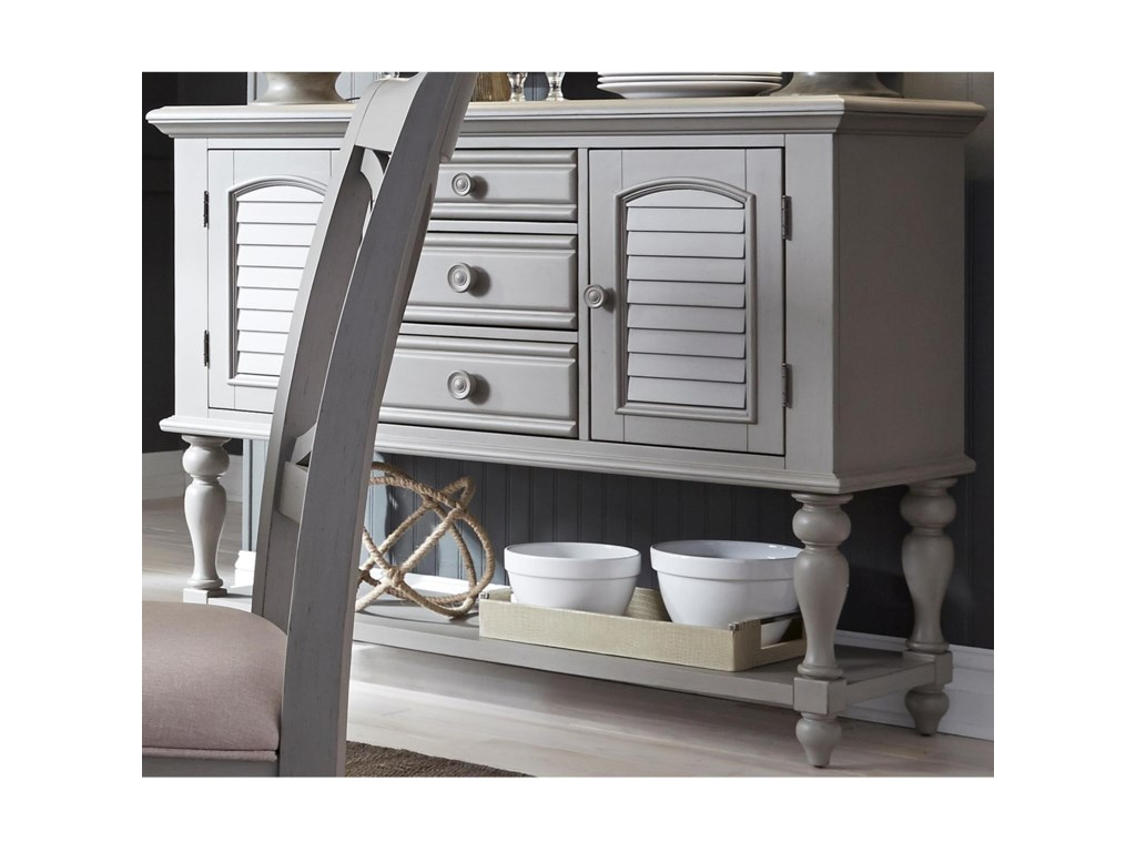 Liberty Furniture Summer House DiningServer