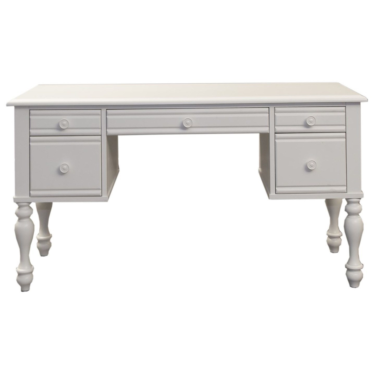 Liberty Furniture Summer HouseVanity Desk ...