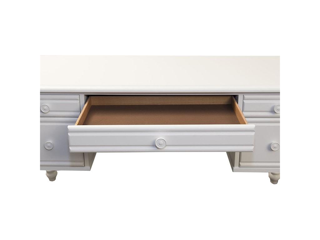 Sarah Randolph Designs Summer HouseVanity Desk