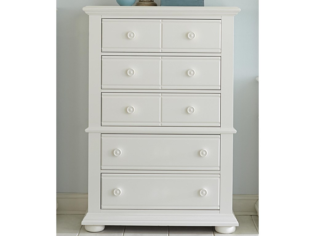 Liberty Furniture Summer House5 Drawer Chest
