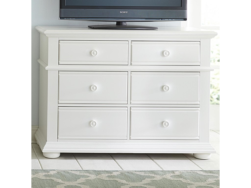 Liberty Furniture Summer HouseMedia Chest